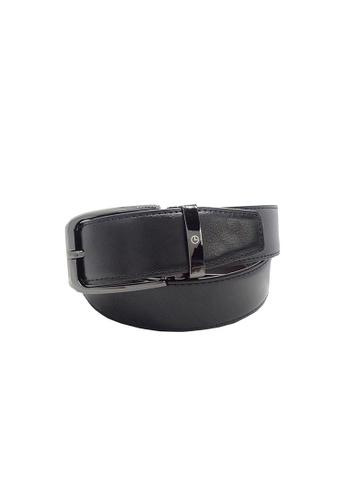 Goldlion black Goldlion Men Pin Belt - Black DD7BFAC2E00BABGS_1