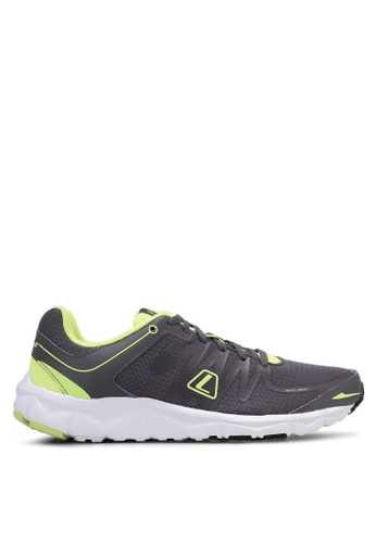 League grey and multi New Volkov Men's Shoes LE683SH0S2O4MY_1