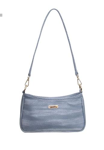 Verchini blue Verchini Mini Sling Bag 7765FACFC34857GS_1