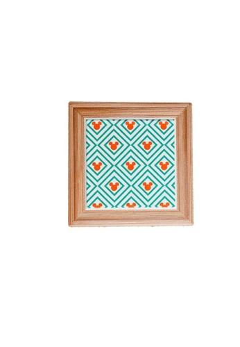 Table Matters multi Peranakan  Coaster (Cup)-L (Dim: 10.8 x 10.8 x 0.7cm) 02129HL87C5515GS_1
