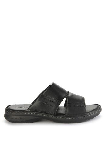Hush Puppies black Como Mule D1479SHCA9977AGS_1