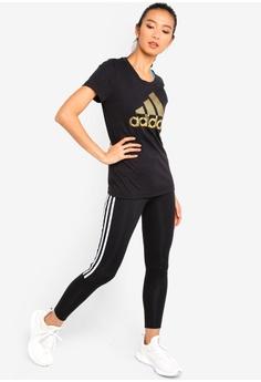 40c0c660d3e046 adidas Run 3 Stripe Tgt W - adidas performance HK$ 329.00. Sizes XS S M L  XL · adidas black adidas performance women ...