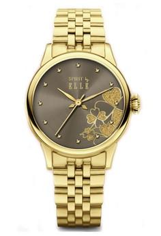 harga Elle Spirit ES20054B04X Watches Zalora.co.id