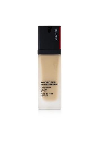 Shiseido SHISEIDO - Synchro Skin Self Refreshing Foundation SPF 30 - # 160 Shell 30ml/1oz B37C1BECFDD791GS_1