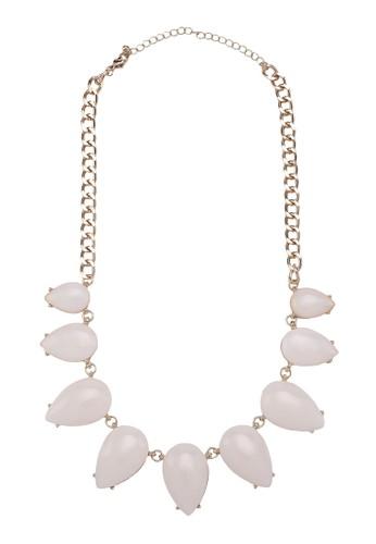 Jericia Necklace,zalora時尚購物網的koumi koumi 飾品配件, 飾品配件