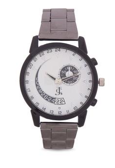 Round Dial Watch