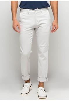 Long Pants 1 LCICRT117C250 Off White