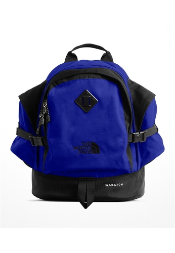 8f51e2a6e The North Face Wasatch Reissue Blue Backpack 35L