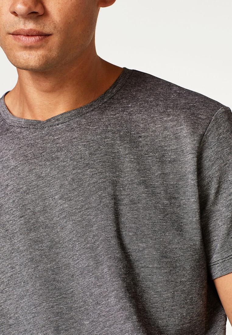 Shirt T Short ESPRIT Sleeve Black wFPnHqE
