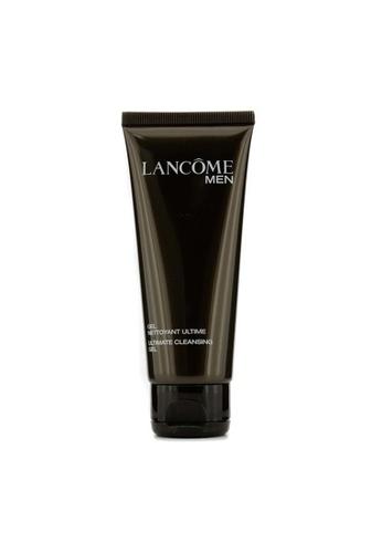 Lancome LANCOME - Men Ultimate Cleansing Gel  100ml/3.3oz B5C8DBE0FA4EDEGS_1