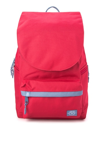 Parkland red Rushmore Backpack PA067AC05AJQPH_1
