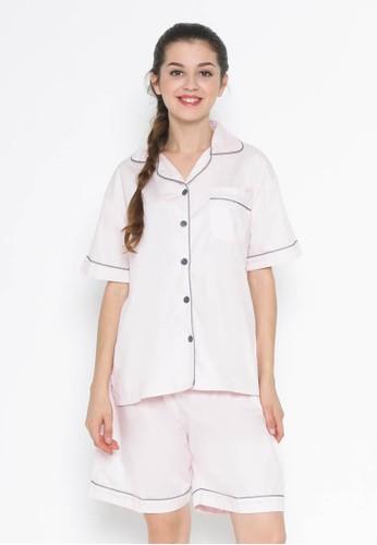 Pajamalovers Kiara Pink