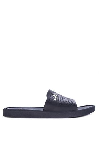 Sanuk blue Beachwalker Slides 8A3DASH3D6541EGS_1