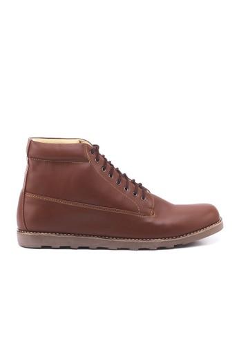 Headway Footwear brown Headway King Brown HE217SH21RRYID_1