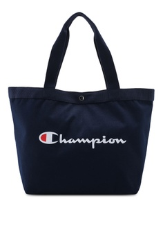 efe4d74a58a5 Champion navy Stanley Hook-Top Wide Tote Bag 778AEAC27AE705GS 1