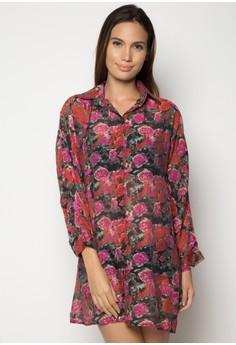 Danica Shirt Dress