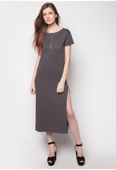 Mackenzie Slit Dress
