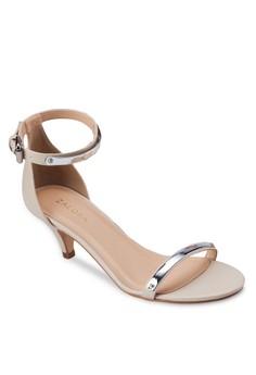 Ankle Strap Heel Sandals