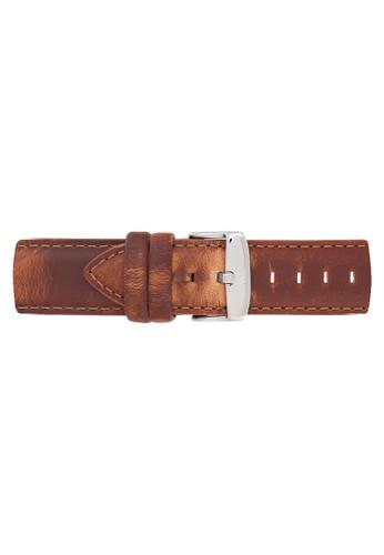 Daniel Wellington multi and brown Classic Durham Watch DA965AC0UKTCID_1