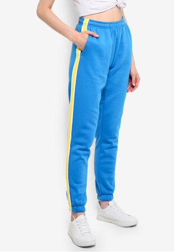 Factorie blue Trenton Track Pants 18D33AA457DCF7GS_1