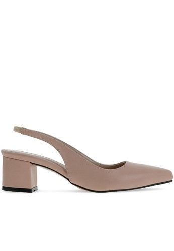 MAYONETTE brown Mayonette Cleo Heels - Nude 62ECDSH2A5074CGS_1