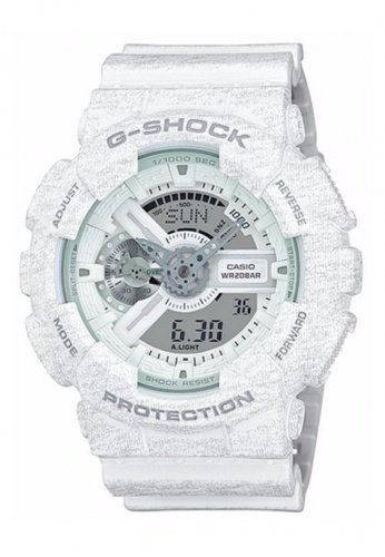 cc132aa53063 Buy G-shock CASIO G-SHOCK Heathered Color Series GA-110HT-7A Online ...