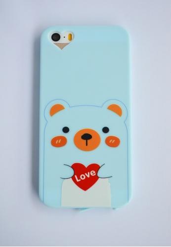 Fancy Cellphone Cases multi Love Bear Case FA644AC23VIAPH_1