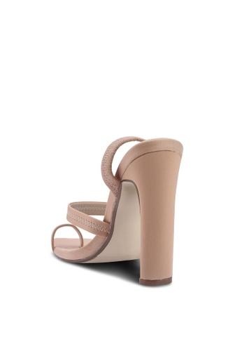 91966d63f13875 Buy MISSGUIDED Toe Post Illusion Slingback Heels Online on ZALORA Singapore