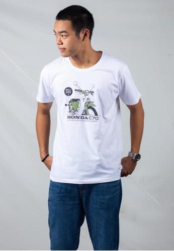 Bali Tees white Honda Tee AA872AA6326412GS_1