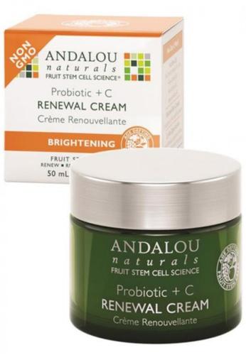 Andalou Naturals Probiotic + C Renewal Cream AN136BE71OXKSG_1