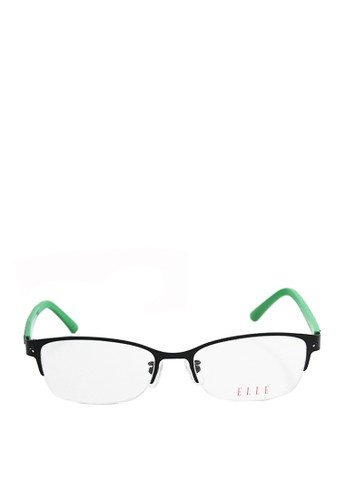 ELLE black Elle Eyewear EL14350 BK D11F6GLBA9BE6BGS_1