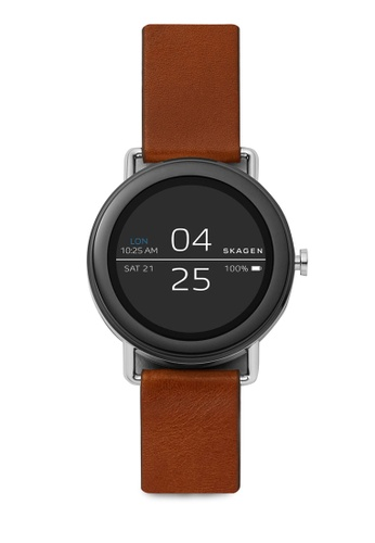 Skagen brown Skagen Falster Brown Smartwatch SKT5003 4F9FBACD55A5DBGS_1