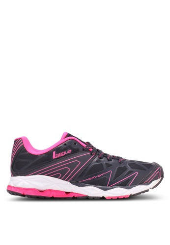 Buy League Ghost Runner Shoes Online On Zalora Singapore