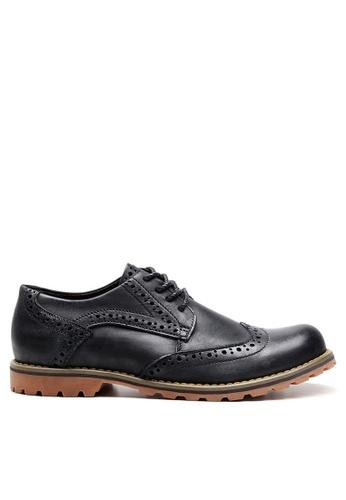Twenty Eight Shoes Vintage Leather Derby Shoes M888-1 39E4ASHD581025GS_1