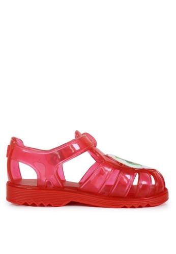 Chicco red Kids Sandals Maxim 3129DKS75B5314GS_1
