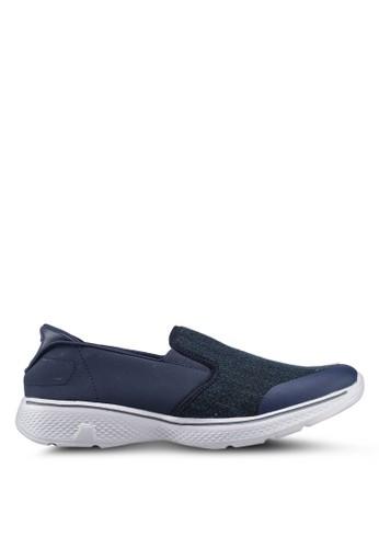 UniqTee blue Lightweight Slip-On Sport Shoes Sneakers 49088SHA429491GS_1
