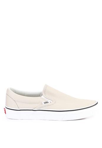 Vans white Ua Classic Slip-On 8F722SH78B80BDGS_1