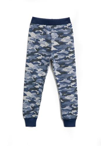 KOTON blue Casual Sweatpants 80CB1KA037ECACGS_1