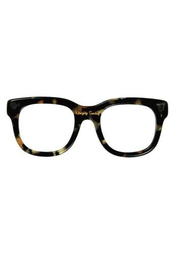 SPADE 眼鏡小esprit sg吊飾, 飾品配件, 女裝飾品