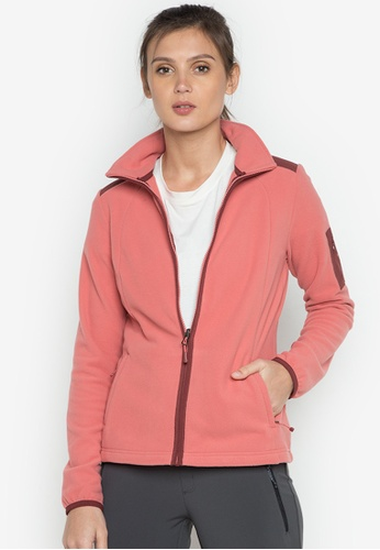The North Face pink Htup New Tka 100-Ap TH803AC0JWDDPH_1