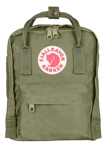 Fjallraven Kanken green Green Kanken Mini Backpack A049DACBEA3CEFGS_1