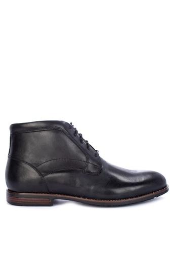 Rockport black Dustyn Chukka BF0B9SH1F9D690GS_1
