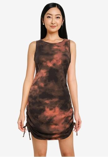 Hollister black Webex Bare Knit Mini Dress D6FE7AAD107B4FGS_1
