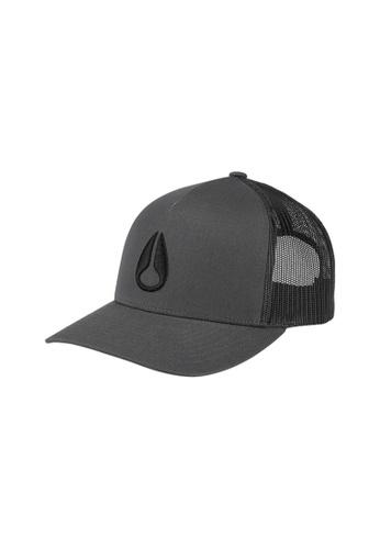9bffc536e Nixon Iconed Trucker Hat C1862670