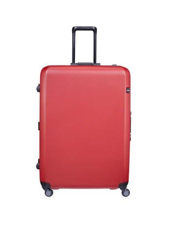 Lojel red Rando Frame 2 Koper Hardcase Medium/26 Inch 35A05AC3747227GS_1
