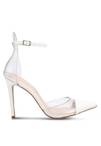 dfc43e41e85a ALDO white Unglesbee Heels 6C55ESH4BE3986GS 1