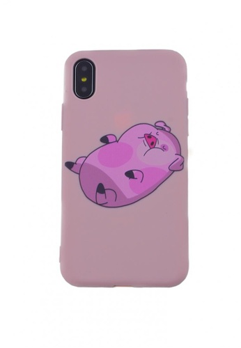 new arrival cdf14 3bf9f Pig Soft Case for iPhone X