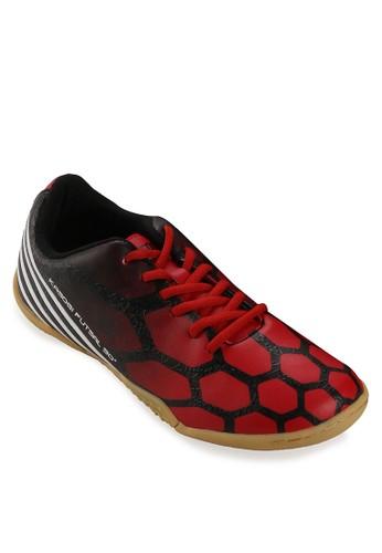 Kasogi black and red Valdes KA408SH71OXOID_1