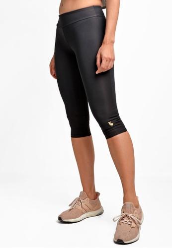 ViQ black ViQ Ladies 3/4 Sport Pants F6FBFAA2C778C4GS_1