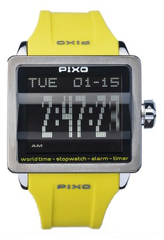 Digital Flip Watch PX-1JSSTYL-02
